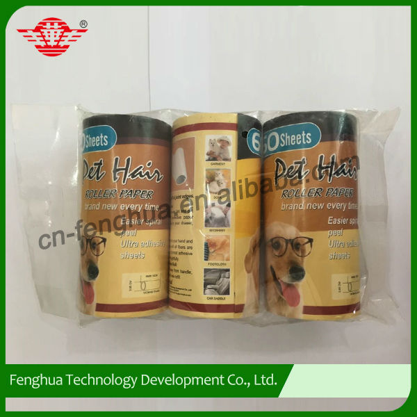 Cleaning Tools ISO9001Sticky Paper Lint Roller