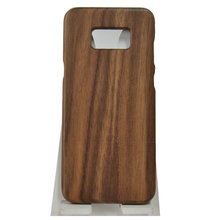 High Quality Natural Walnut Mobile Hard Shell Wood Phone Case for Cell Phone Cover