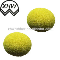 Customized sponge ball/Funny Face Stress ball Magic Bouncing Ball Sponge