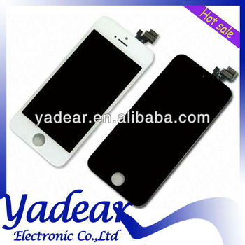 low price for iphone 5 digitizer glass