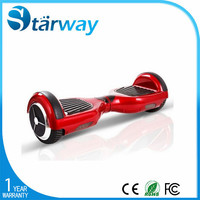 Hot new products 2 wheel hoverboard fashion design self balancing scooter 6.5inch old style electric scooter