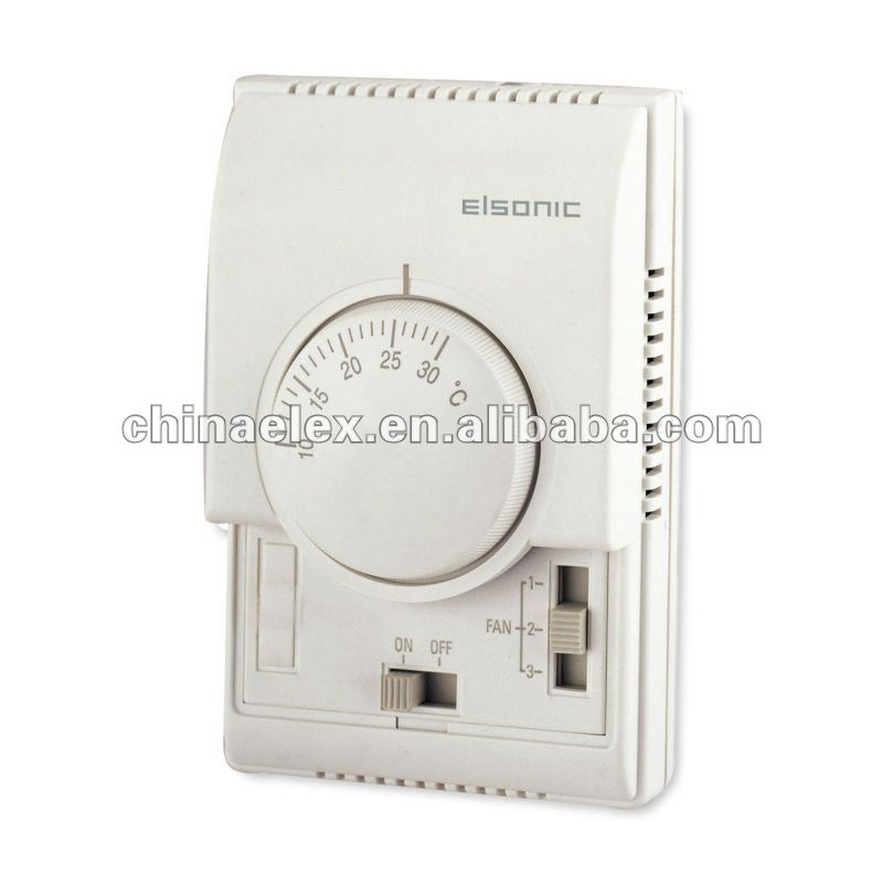 Adjustable Mechanical Room Thermostat T6000