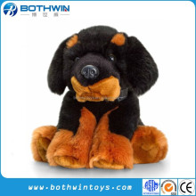 Keel Soft Plush Tibetan Mastiff Sitting 35cm Dog Memorial Kids Toy