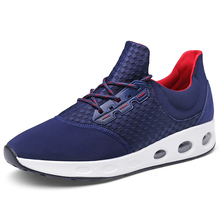 Max high quality lightweight air cushion sole sports running shoes for men