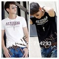 New Classics Cotton Printing Men's Short Sleeve T-Shirt Summer t shirts for men 16869