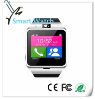 Best price waterproof android 4.4 smart watch mobile phone made in China