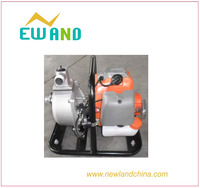 Newland(China) 43cc high quality electric water pump drawing garden pump 4hp diesel engine water pump