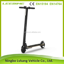 5.5inch stylish steady foldable eco electric scooter