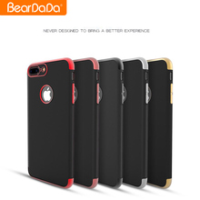 2017 new arrival soft tpu phone case for iphone 7 plus