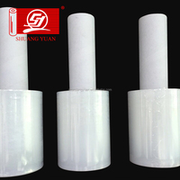 Hand PE Stretch Wrap Film/Manual stretch film 15my