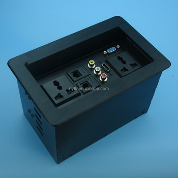 tabletop multifunctional socket outlet different design