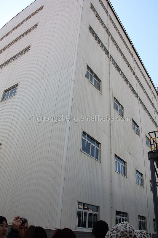 turkey steel factory prefabricated concrete warehouse