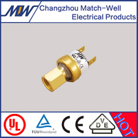 match-well refrigerator/air compressor low pressure switch