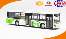 large scale plastic bus models model bus