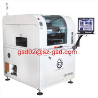 automatic SMT printer for the solder paste of PCB