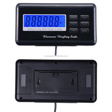 Larger platform small scale industries machines 300kg digital weighing scale