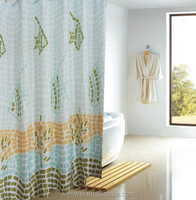 Polyester Fashion Shower Curtain