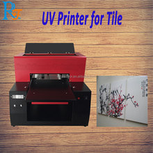 Hot selling tile led uv flatbed printer glass printing machine