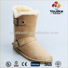 YL2511 2017new styles women beautiful snow boots