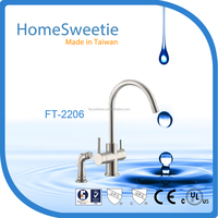 HomeSweetie-Modern Designs Brass Kitchen Sink Faucet Water Mixer Tap
