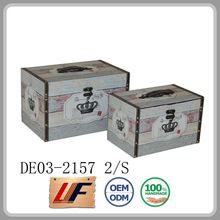 Professional Design Storage Trunks Individualized Best Seller Source Metal Jewelry Box Products