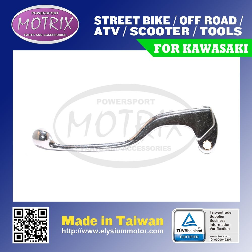 MOTOCROSS OFFROAD MOTORCYCLE CLUTCH LEVER FOR KAW. KX POLISH