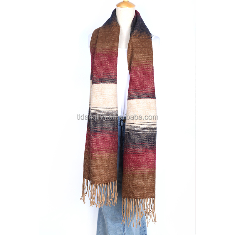 Cheap stuff to sell tartan scarf shawl buy direct from china manufacturer