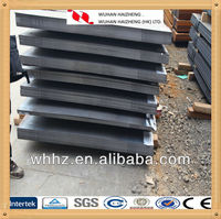 High strength and high tensile welded steel plate of S690QL