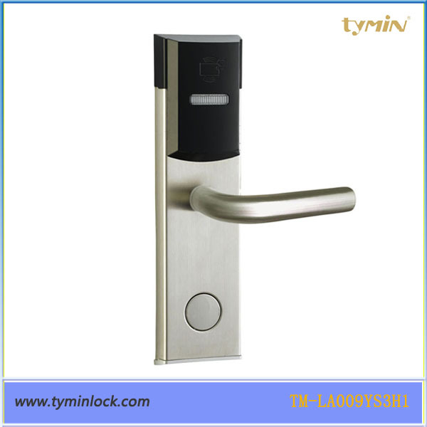 Electronic Standalone Smart RFID Card Hotel Door Lock Control System