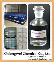 ISO Certificate High Quality Assured Hydrogen Peroxide 35% 40% 50%