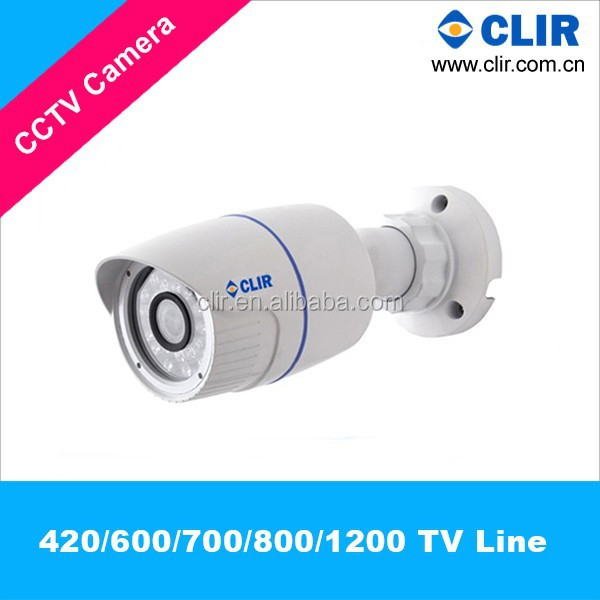 OEM&ODM 1/3 Inch CMOS 600TVL Outdoor CCTV Camera
