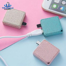 Hot Sale Best Gift One Time Using 1000mAh Emergency Power Bank Portable Mobile Charger for iPhone