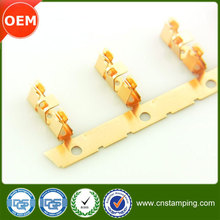 Custom different shape sheet metal spring clip