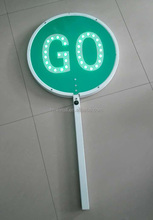 LED Traffic Signs Hand Held Stop Sign