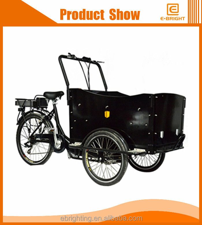 electric flatbed tricycle cargo trike cheap trike