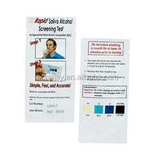 hot selling alcohol test paper