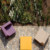 Fiberglass public space seating modern furniture