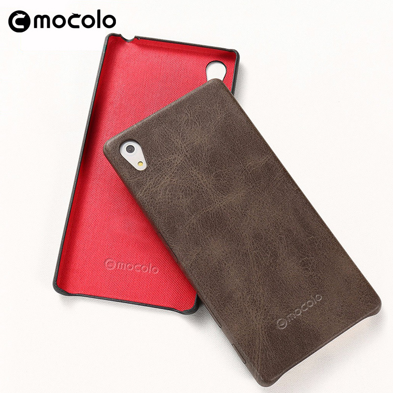 Mocolo Smart Phone Case for Sony Z5 Premium Leather Cover Case
