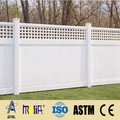 Zhejiang hangzhou AFOL pvc coated temporary fence privacy fence price