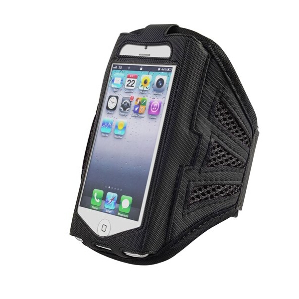 Fashion Mesh Running Sports Jogging Gym Armband Case Cover for iPhone 5 5G 5s,5c 4 4g 4s