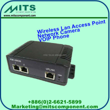 MITS Gigabit 3 port POE Switch Extender for IEEE802.3 Wireless Lan AP