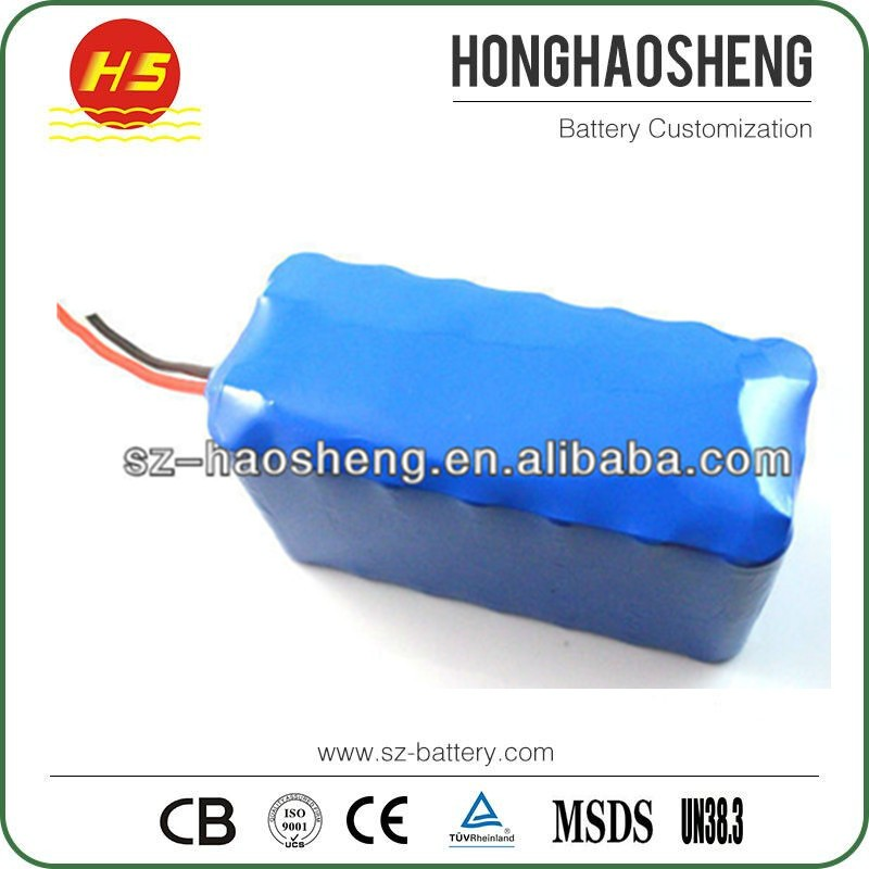 Customized Ebike battery 36v 10ah electric bike li ion samsung battery