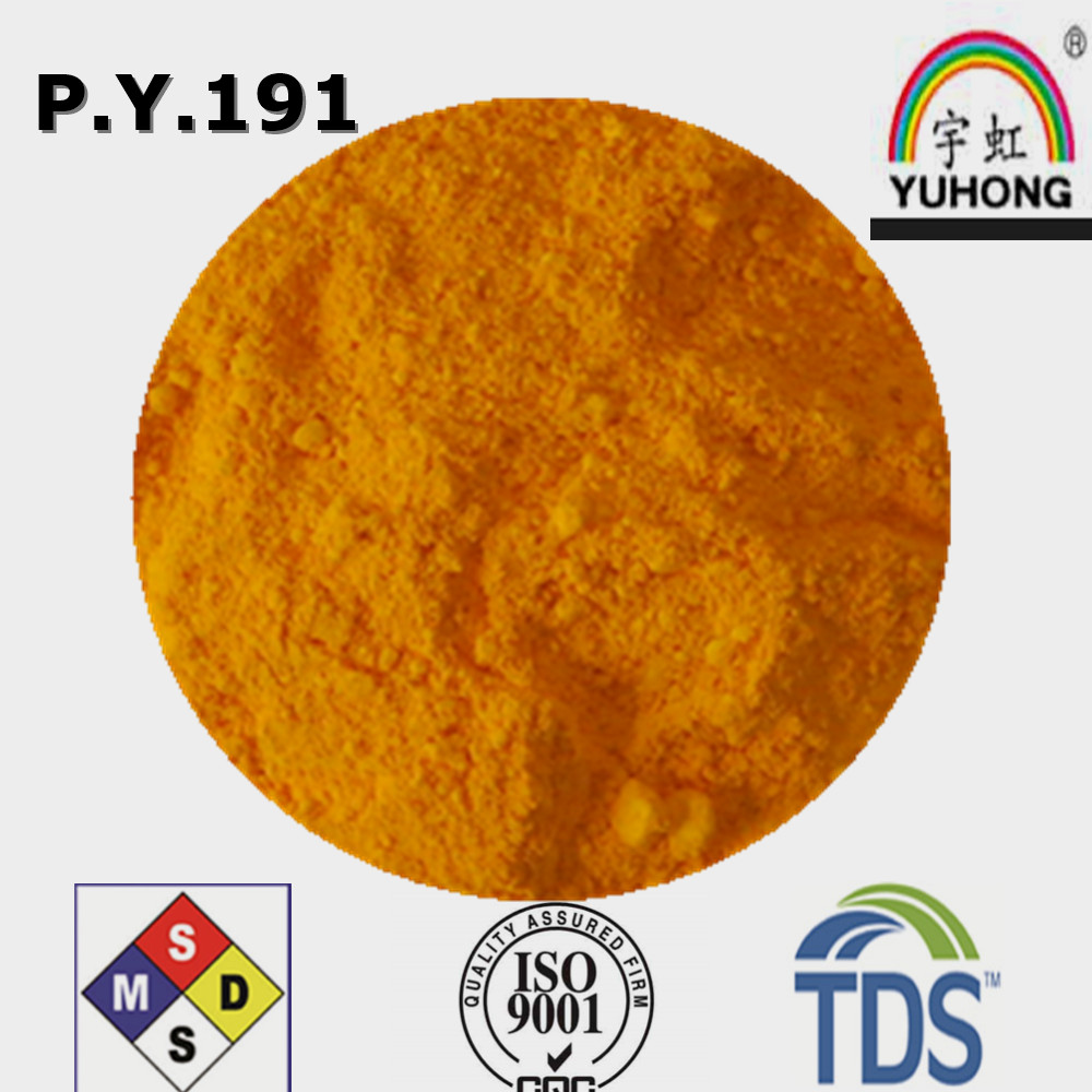 Non-toxic Pigment Powder Pigment Yellow 191