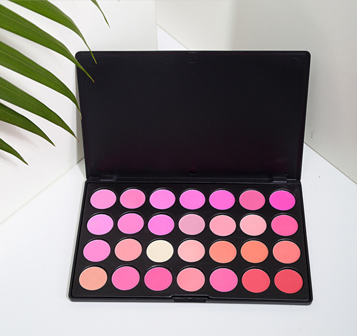 OEM!! 100% brand new blushes with 28 colors makeup blush palette from Factory