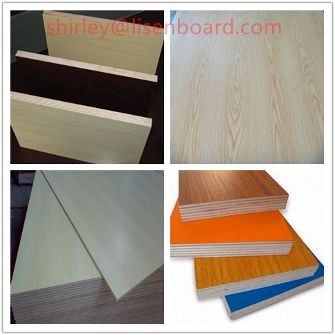 melamine paper laminated plywood sheet ,colors melamine plywood,4x8 plywood cheap plywood