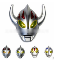 Cartoon figure mask child mask Ultraman Superman mask