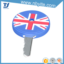Promotional opel silicone car key cover