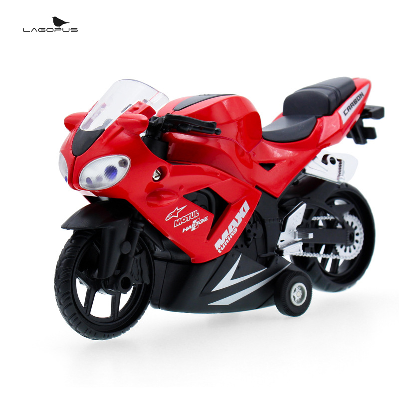 Christmas gift lagopus Zinc Alloy <strong>Mini</strong> Motorcycles Car Model 1:32 Scale Toy Alloy Diecast & ABS Rubber <strong>Motorbike</strong> Model Car Toys