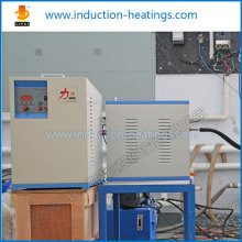 IGBT Easy Operation 120kw Induction Melting Cast Iron Smelting Furnace