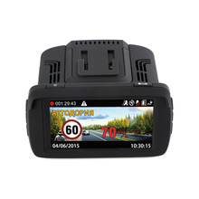 2016 Hot Sale GPS Dashcam 1296P Ambarella A7 Car Camera Video Recorder Camcorder with HDR WDR LDWS FCWS